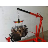 Engine Hoist 2Ton Engine Lifter Capacity2000kg Inc Engine Leveler JL-E03012-SetA